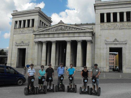 City Segway Tours Munich: The team