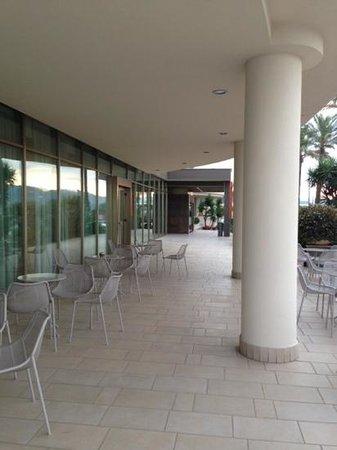 THotel Lamezia: Entrance