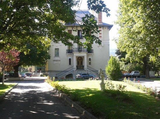 Villa Morelia : Allée