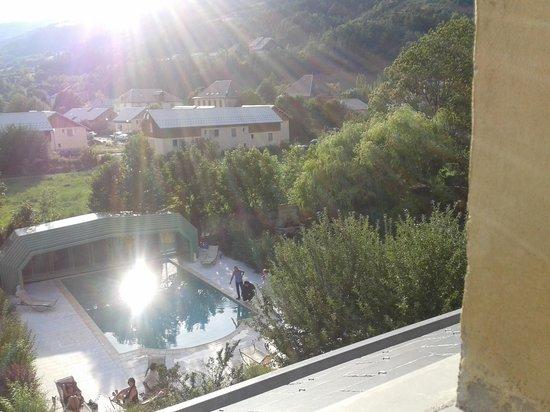 Villa Morelia : pisicne vue de ma chambre