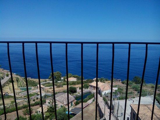 Hotel Sa Baronia: vista terraza