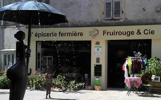 Fruirouge&Cie, l'epicerie fermiere