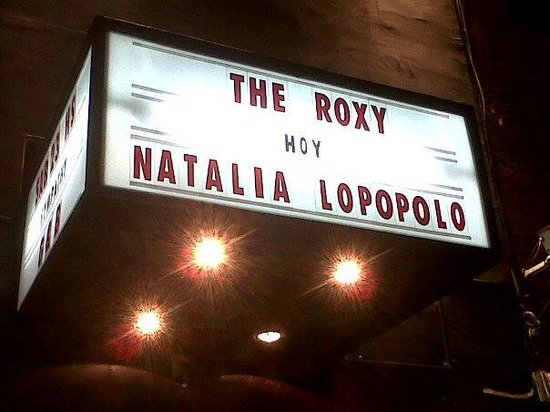 Roxy Live