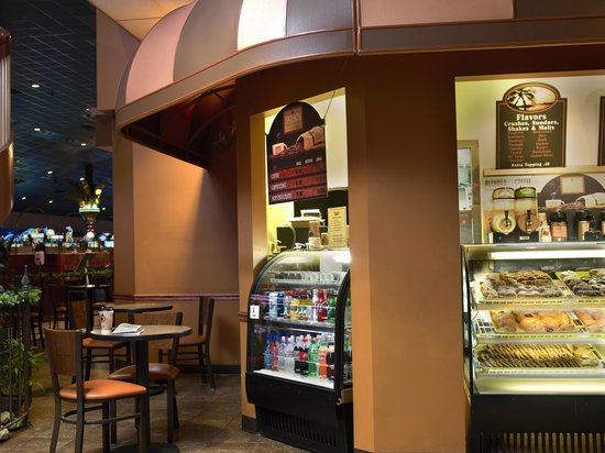 Island Resort & Casino: Coffee & Ice Cream Shop