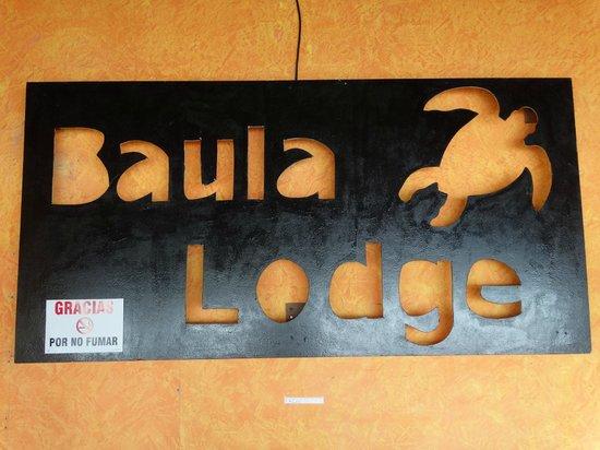 La Baula Lodge: Logo
