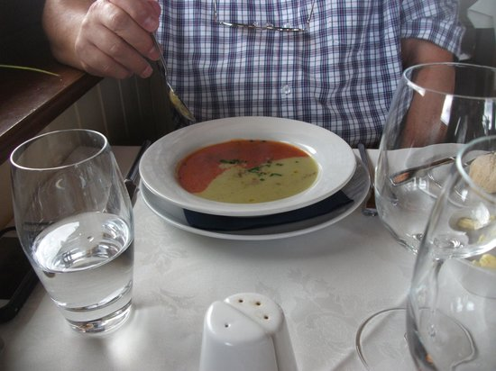 The Gallery Restaurant: Duo Soup