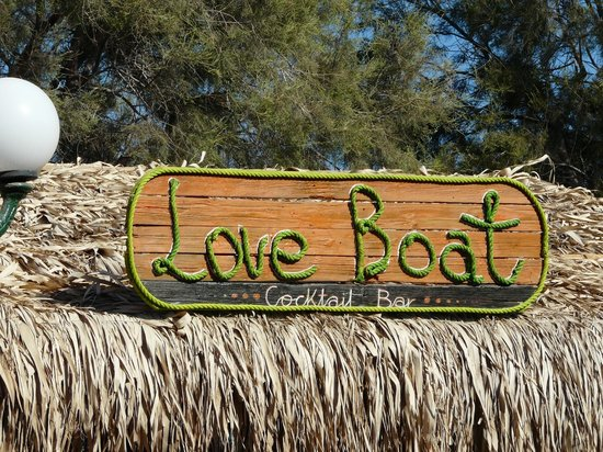 Love Boat Bar: Give it a try!