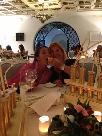 Il Mosaico: L'amore con i piatti..!!!