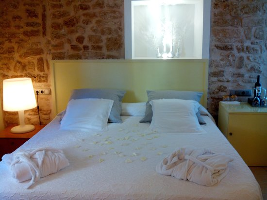 Hotel Cas Ferrer Nou Hotelet: habitacion pollensa