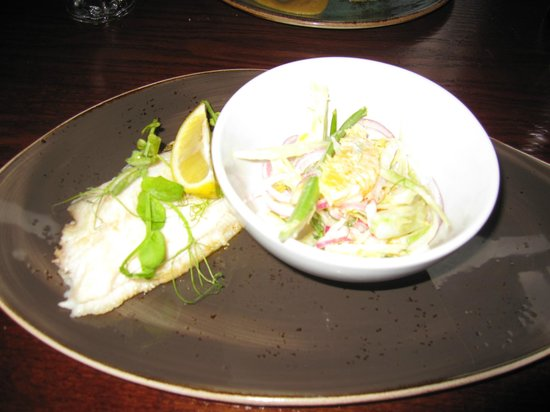 Fish picture of thyme restaurant athlone tripadvisor for Fish thyme menu