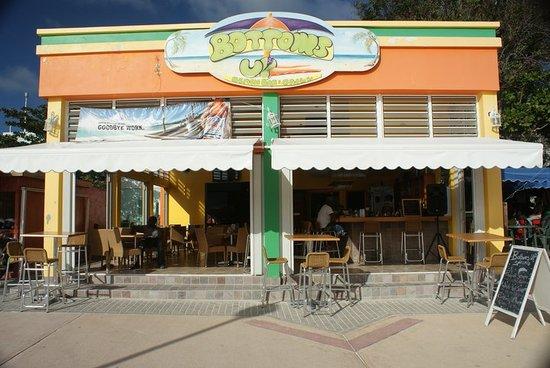 Bottoms Up Beach Bar & Grill