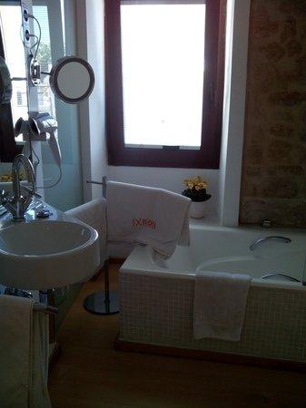 Hotel Cas Ferrer Nou Hotelet: baño