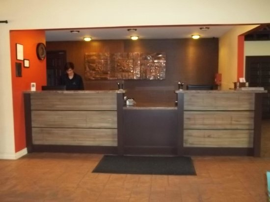 Dobson Ranch Inn and Suites: Lobby