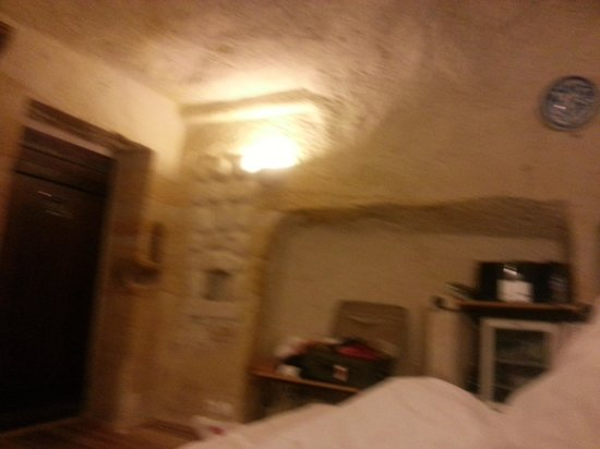 Elkep Evi Cave Hotel: The Cave Room