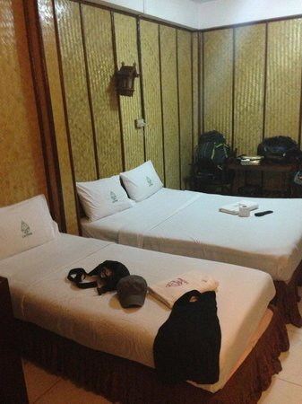 ลาย-ไทยเกสท์เฮ้าส์: Lai-Thai Guesthouse room