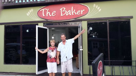 The Baker and its owners