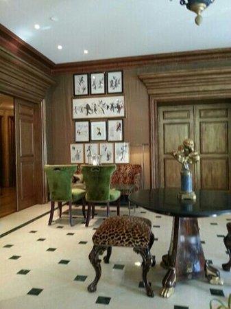 lobby hotel d'angleterre
