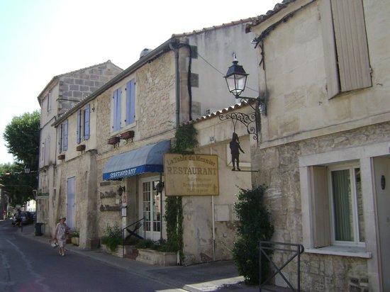 Fontvieille, Francja: La porta...delle delizie