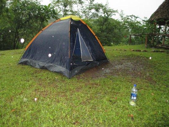 Eco Venao: Camping area