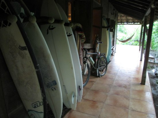 Eco Venao: Surf boards!