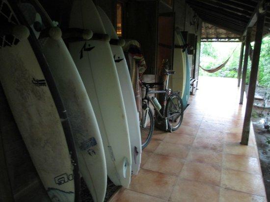 Eco Venao: Surf boards!