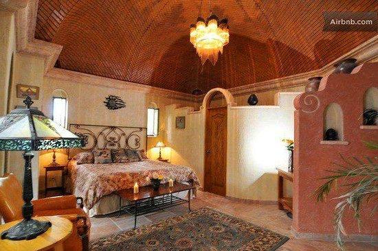 Foto de casa angelitos san miguel de allende habitacion for Hotel casa de los azulejos tripadvisor