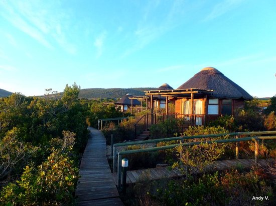 Garden Route Game Lodge: Chalets