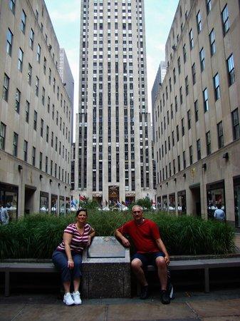 New York City Walking Tours by NYCVP : Les Montréalais !