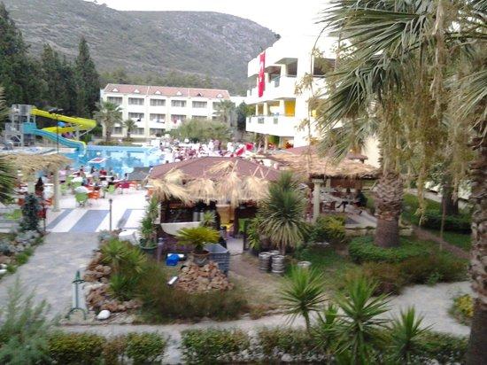 Luana Hotels Santa Maria: вид