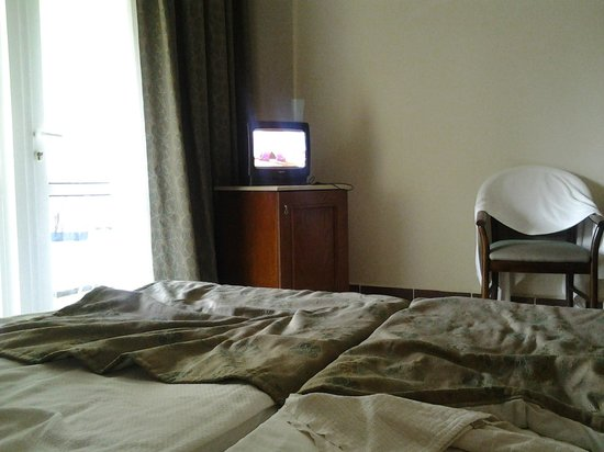 Luana Hotels Santa Maria: номер