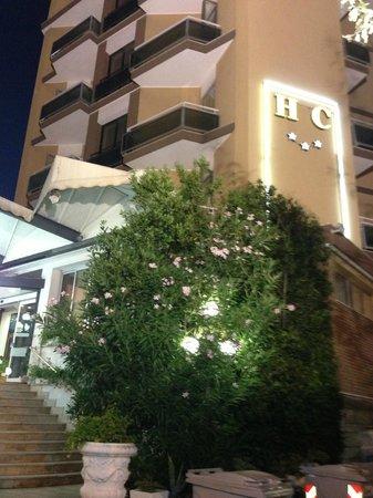 Hotel Carlton Beach: Außenansicht