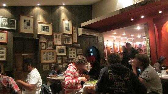 Restaurant Sakamanga: il ristorante