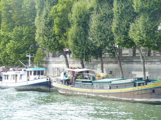 Vue sur le jardin du luxembourg photo de visites for Le jardin hivernal du off paris seine