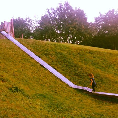 Blairgowrie Holiday Park: Slide