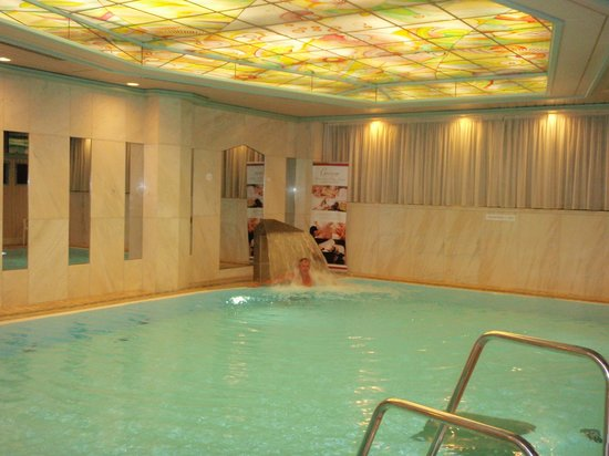 Maritim Hotel Stuttgart: Piscina