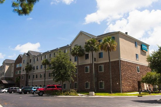 Staybridge Suites Jacksonville: Вид отеля