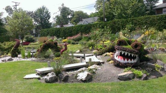 Domaine-Howard Park : Veggie dragon