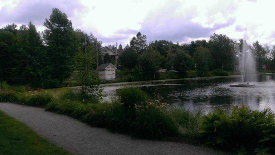 Domaine-Howard Park : Fountain