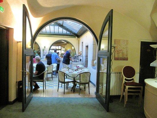 Le Phénix Hotel : Hall