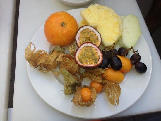 The Pure: pequeno almoço