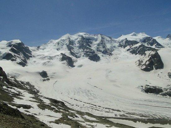 Diavolezza: High Summer at High Altitude