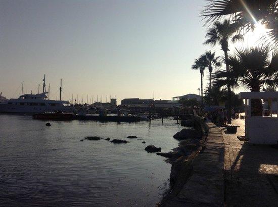 St. Nicolas Elegant Residence: paphos harbour