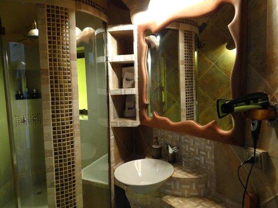 Cascada de las Animas : Cascada Lodge