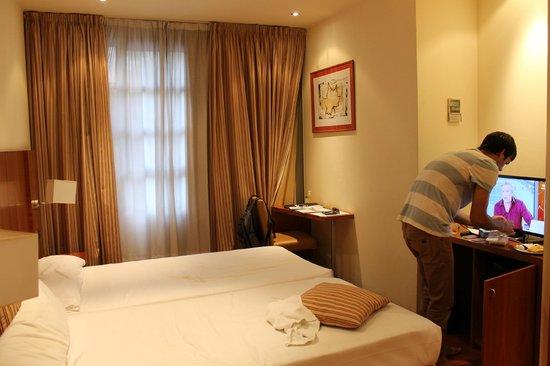 Hotel Aranea: bedroom