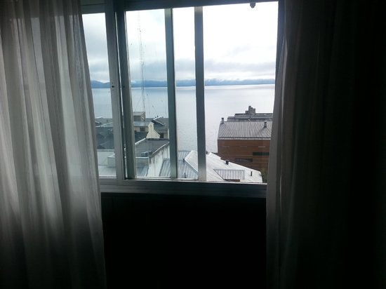 TangoInn Club Hotel : Vista do quarto - 5º andar