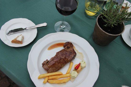 Hotel Eurener Hof : Comidinha delícia!!!