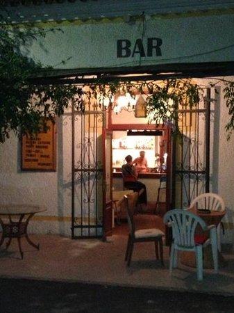 Saffron Altea Indian Restaurant: entrance