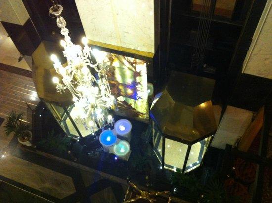 Arabian Courtyard Hotel & Spa: recepcion