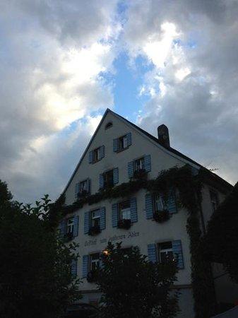 Schwarzwaldgasthof Zum Goldenen Adler: the hotel