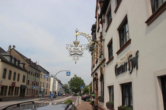 Hotel Eurener Hof : Hotel